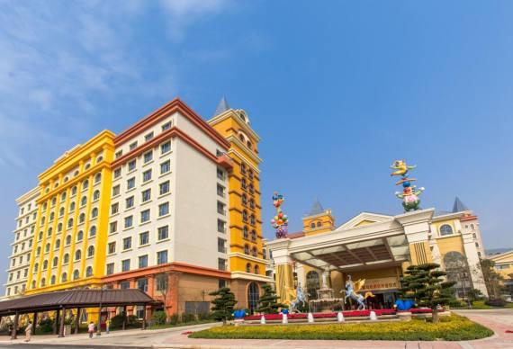 珠海横琴-长隆横琴湾酒店图片