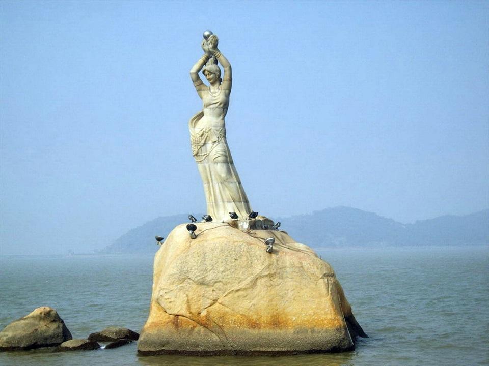 旅游听珠海 | 珠海渔女